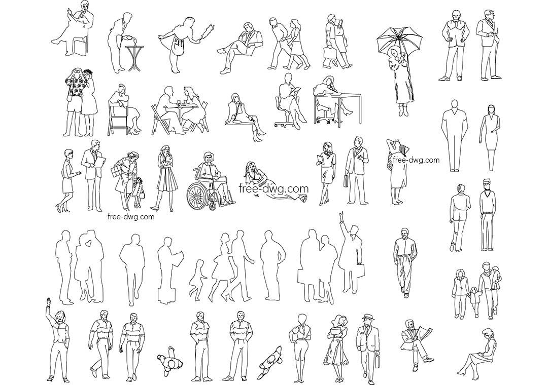 Пандус для инвалидов чертеж dwg